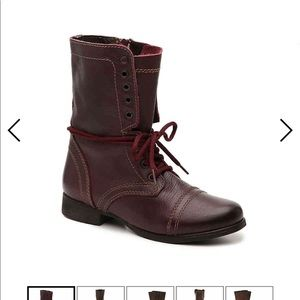 GUC Steve Madden Troopa size 6 boots